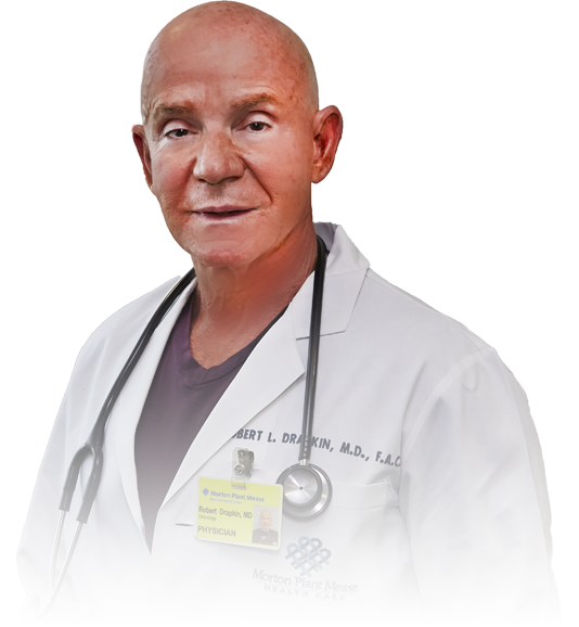 Dr. Robert Drapkin, MD FACP,  Medical Director, The Institute of Vitality